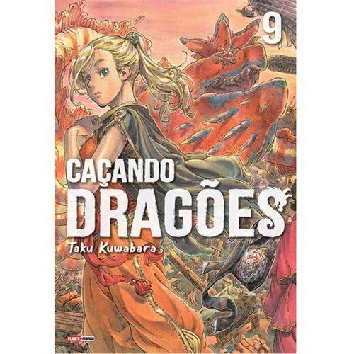 Cacando-Dragoes---Volume-09