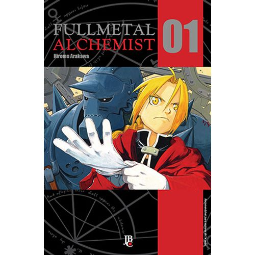 Fullmetal-Alchemist---Volume-01