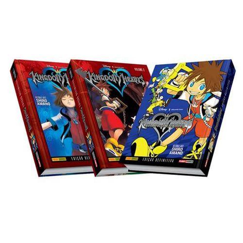 Pacote-Kingdom-Hearts-vol-1