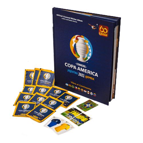 ALBUM---12-Copa-America-2021