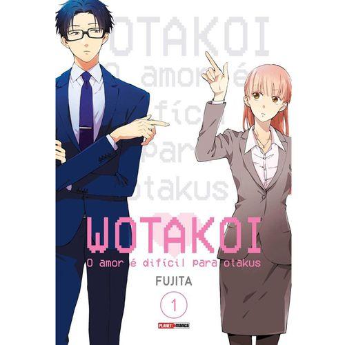 Wotakoi-O-amor-e-dificil-para-Otakus-volume-1