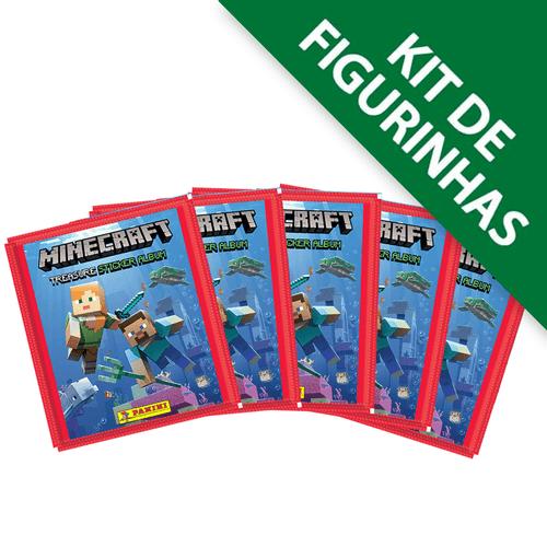 Kit-de-Figurinhas-Minecraft